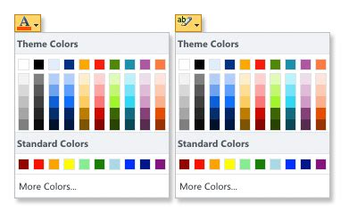 theme colors how are sharepoint 2010 theme colors used corrie haffly