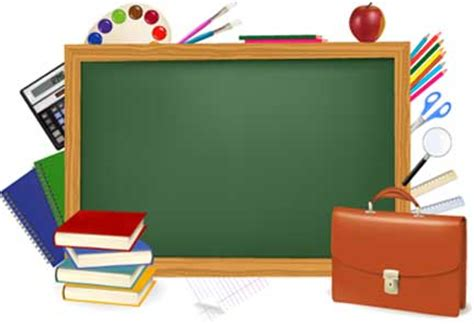 School Background Buscar Con School by School Supplies Frame Clipart Panda Free Clipart Images