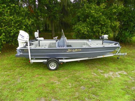 seaark boat navigation lights sea ark 2072 fxt deluxe boats for sale