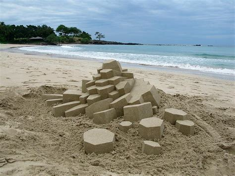 calvin seibert wordlesstech geometric sandcastles by calvin seibert