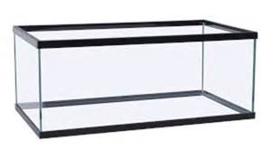 Fish Glass Aquariums Black Standard