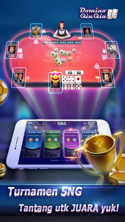domino qiuqiu kiukiu top qq game   android