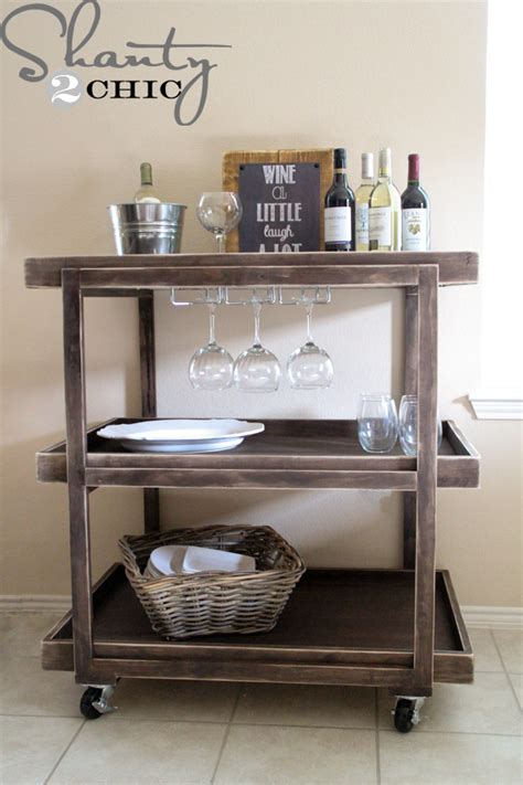 Restoration Hardware Bar Table Restoration Hardware Inspired Dining Table For 110 Shanty 2 Chic