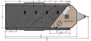 similiar horse trailer floor plans keywords living quarters horse trailers floorplans horse trailers