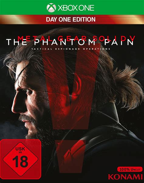 Metal Gear Solid V The Phantom Day One Edition xbox one metal gear solid v phantom day one edition kaufen 2113090 konsolenkost