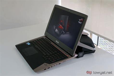 Asus Gaming Laptop Review asus rog gx700 liquid cooled gaming laptop review