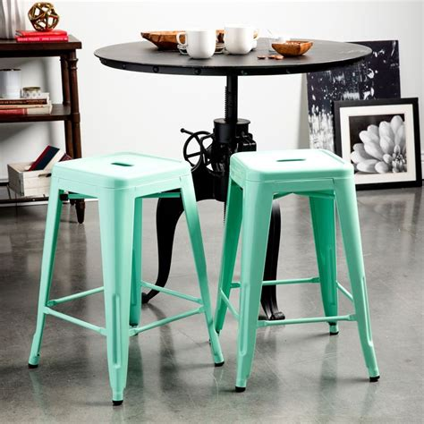 Mint Green Counter Stools by Best 25 Condo Remodel Ideas On Condo Kitchen