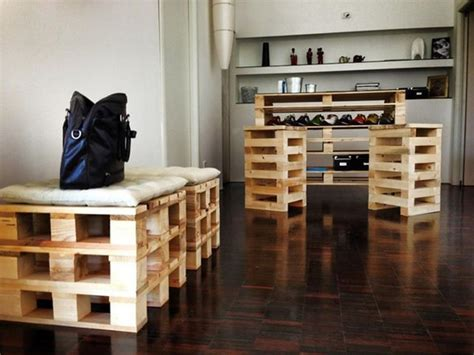 Decorating Ideas Using Pallets Recycle Pallets And Turn Them Into Pouf Room Decorating