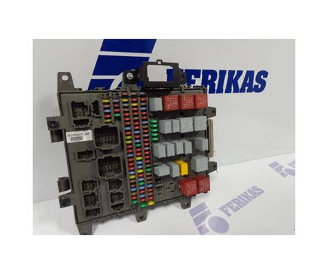 volvo fl6 fuse box wiring diagram manual
