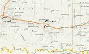 weslaco map images