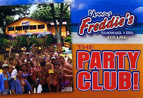 your boat club illinois famous freddie s roadhouse cheap eats cold drinks