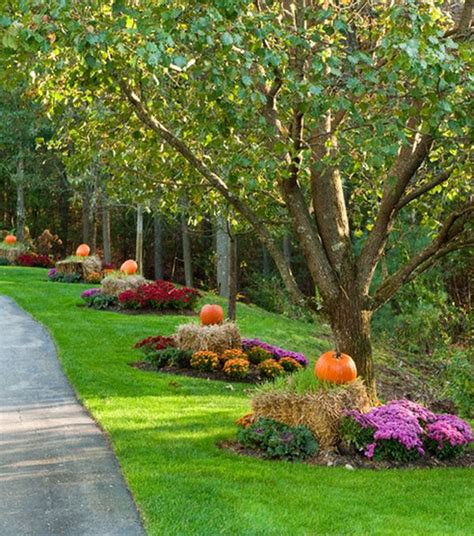 garden ideas for fall inspiration 5 easy and inexpensive decorating ideas