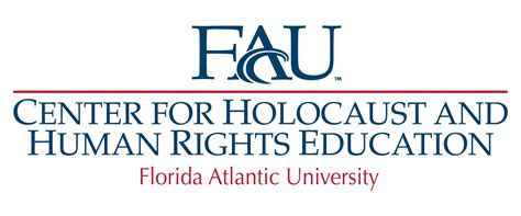 home centre for rights education fau s center for holocaust and human rights education to recognize outstanding holocaust