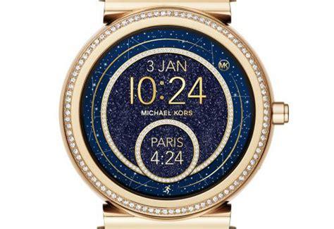 Michael Kors ramps up smartwatch supply after overwhelming demand   WatchPro