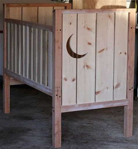 baby crib plans  woodworking projects plans