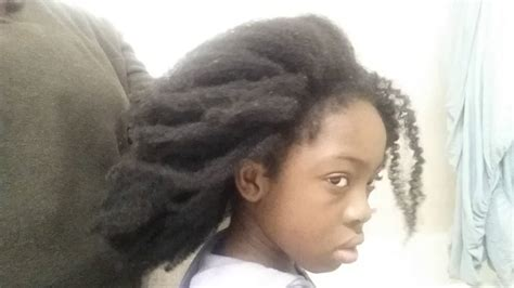 can nigerian natural hair lenght get to the waist nigerian kids can have natural long hair too youtube