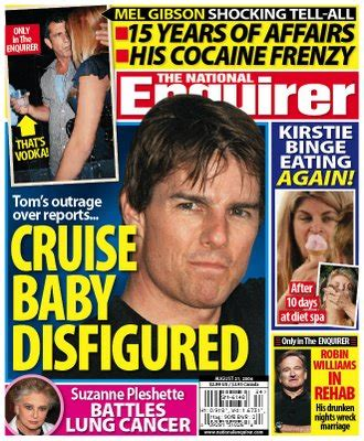 This Week In The National Enquirer Stepford by Tabloid This Week In The National Enquirer Robin