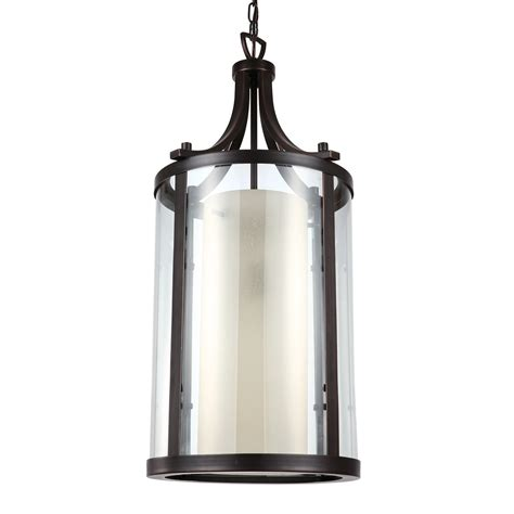 Lowes Foyer Lighting by Dvi Dvp9011 2 Light Essex Large Foyer Light Lowe S Canada