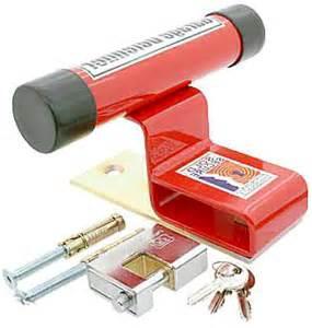 garage door security defender lock sold secure garage