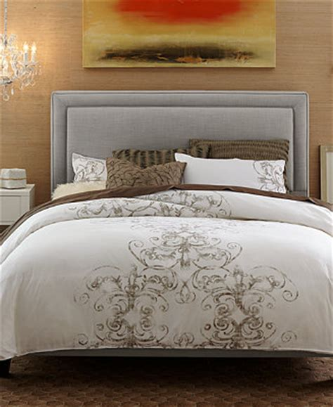 Upholstered Headboard Kit by Rory Upholstered Headboard Bed Rails Storage Kits Furniture Macy S