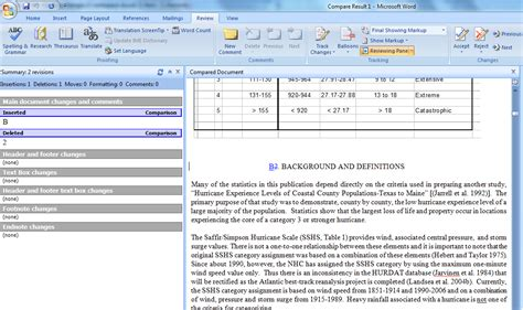 Diff Excel Documents