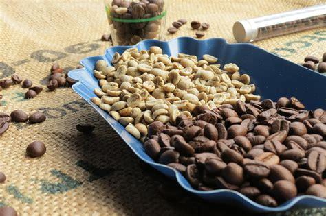 Green Coffee Bean Arabica Kopi Hijau Biji Arabica Diet green coffee viet nam wholesale coffee supplier
