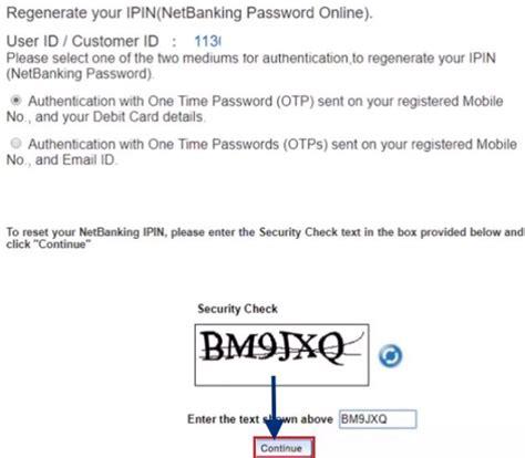 reset hdfc online password 4 ways to reset forgot hdfc netbanking login password online