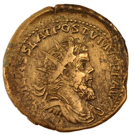 comptoir de monnaies monnaies romaines postume sesterce ebay