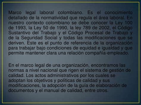 descargar codigo sustantivo de trabajo colombiano 2016 codigo sustantivo del trabajo colombiano doc exposicion
