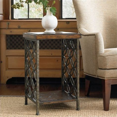 hooker accent table hooker furniture seven seas square accent table 500 50 811