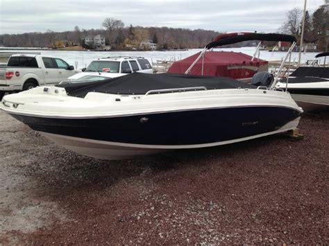 used stingray boats for sale in ny 2014 stingray 212 sc mahopac new york boats
