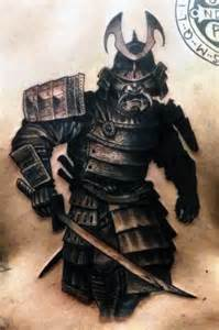 50 samurai tattoo designs for men noble japanese warriors and