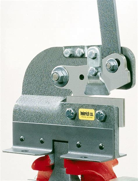 straight bench shears portable shear rod cutter can be easily mounted