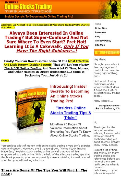 Ebook The Science Of Technical Analysis insiders stocks trading tips and tricks mrr ebook