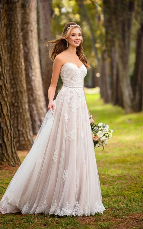 Wedding Dress by Boho Wedding Dresses Boho Wedding Gown Stella York