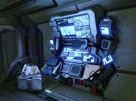 contro consoli sci fi room ruth s sandbox