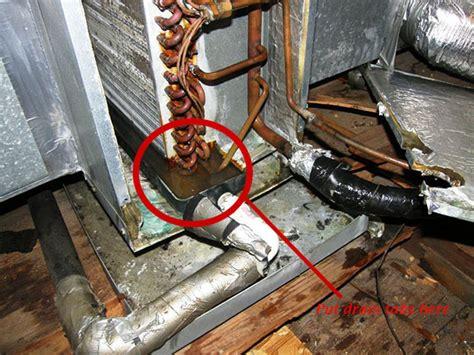ac drain maintenance tips   clear  clogged ac