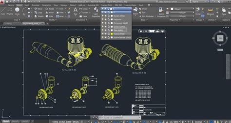 2d templates for autocad inventor 2015 idw dwg 2d and 3d autocad interoperability