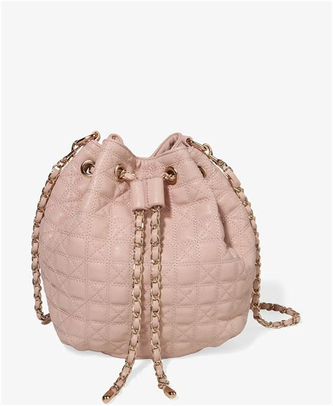 Handbags Wallets C 1 21 by Forever 21 Quilted Bag In Pink Lyst