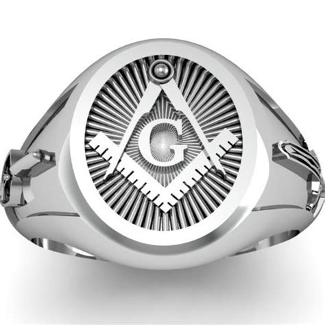 Freemason Background Check Masonic Silver Rings For Masons