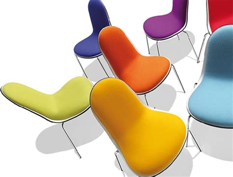 colored chairs bright colored chairs by parri design captivatist