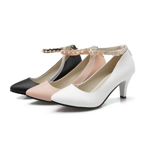 Heels Shoes 7 Cm Black best 25 white heels ideas on white heels