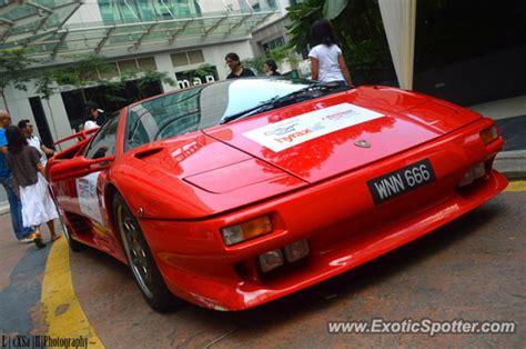 Lamborghini Malaysia Website Lamborghini Diablo Spotted In Publika Malaysia On 12 08 2012