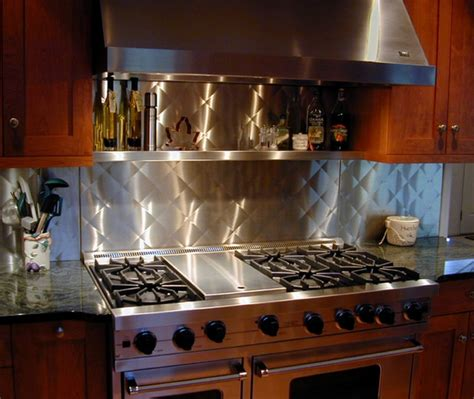 Metal Kitchen Backsplash Ideas 65 Kitchen Backsplash Tiles Ideas Tile Types And Designs