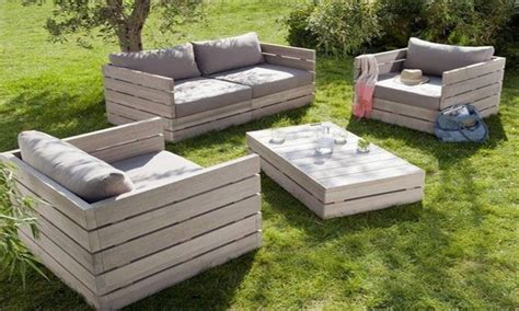recycled material patio furniture chicpeastudio