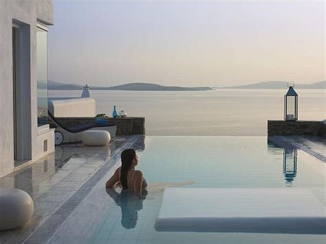 mykonos grand hotel the luxurious mykonos grand beach resort in greece