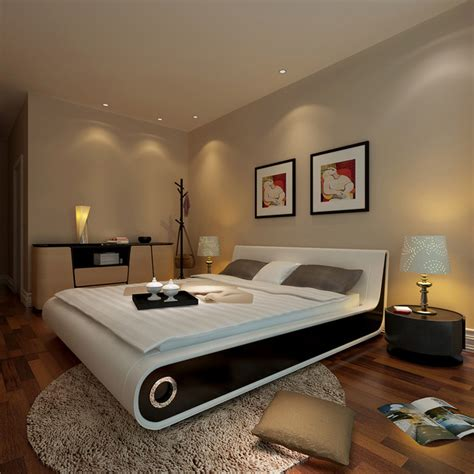 3d Bedroom Interior Design Limitless 3d Interior Design Modern Bedroom Toronto By Limitless