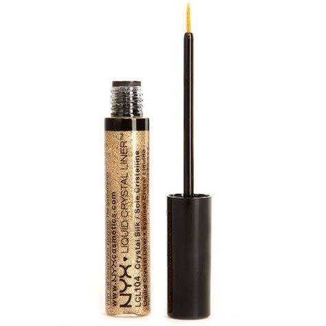 Nyx Glitter Eyeliner meer dan 1000 idee 235 n glitter eyeliner op