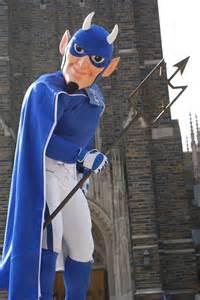 blue devil halloween costume blue devils walk blue devil nation