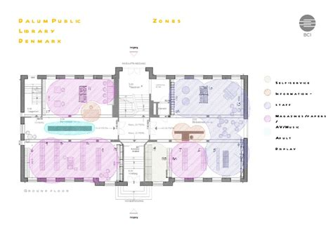 bci library floor plan layout https www facebook com bci modern library design presentation for ifla 2010